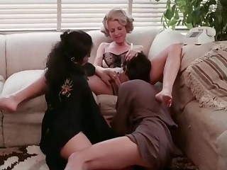 Upbringing Taboo 1 [Full Vintage Porn Movie] (80s)