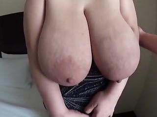 Ruriko S Cup - Big Saggy Illustrious Tits give Milk